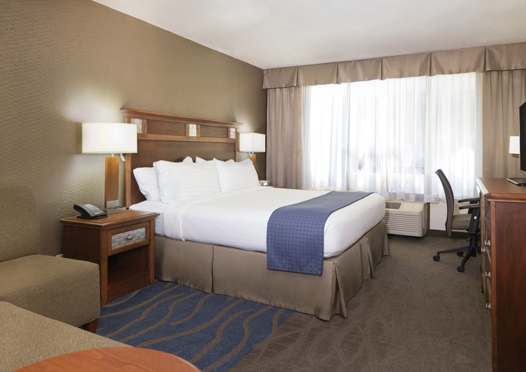 1 King Bed Nonsmoking of Holiday Inn Columbia East-Jessup