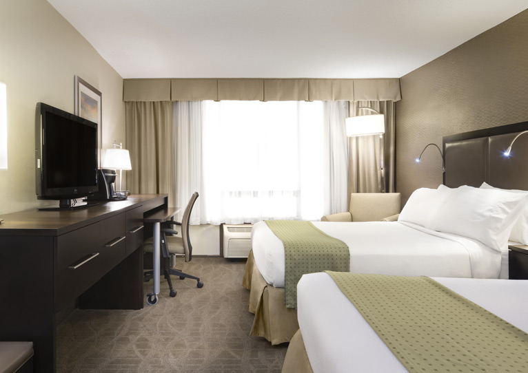 2 Double Beds Nonsmoking of Holiday Inn Columbia East-Jessup