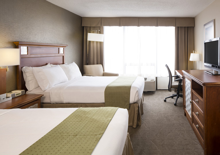 2 Double Beds Suite Nonsmoking of Holiday Inn Columbia East-Jessup