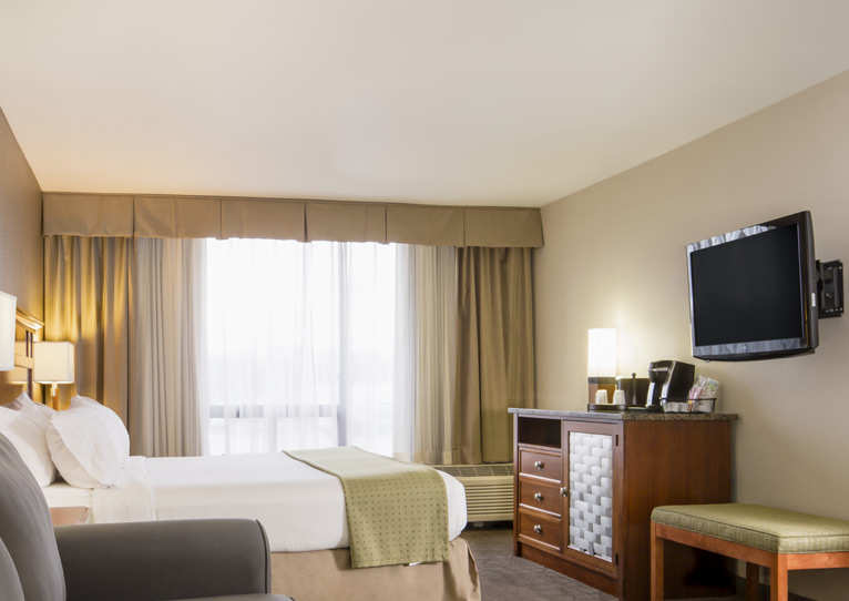 King Deluxe Hearing Accessible Nonsmoking of Holiday Inn Columbia East-Jessup